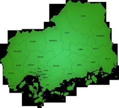 広島県の施工対応地域