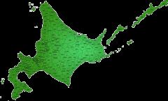 北海道の施工対応地域