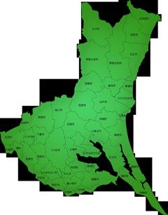 茨城県の施工対応地域