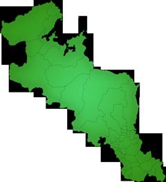 岩手県の施工対応地域