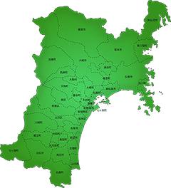 宮城県の施工対応地域