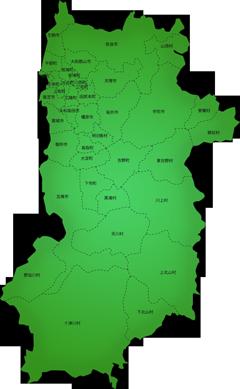 奈良県の施工対応地域