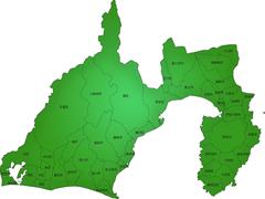 静岡県の施工対応地域