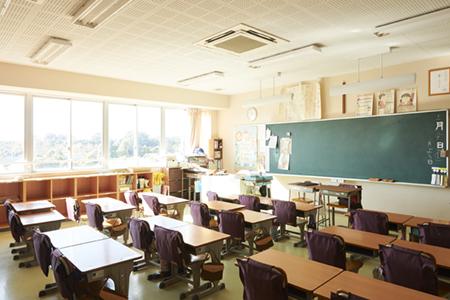 各種教室・職員室・図書室のエアコン