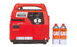 ガス発電機の画像