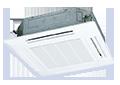天井カセット形カセ4方向