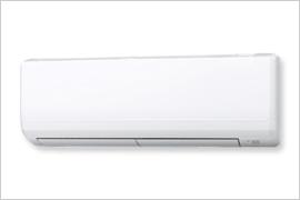 家庭用エアコンのアウトレット