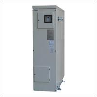 環境対応型 高効率無圧式温水機