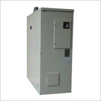 潜熱回収型無圧式温水機