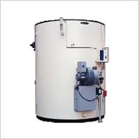 無圧式温水機 蓄熱型