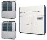 産業用パッケージエアコン 高効率電算室用下吹床置パッケージエアコン