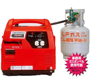 ポータブル発電機MGC901GP